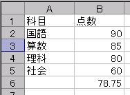 Average関数